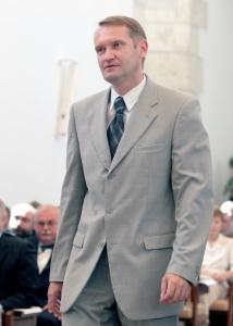 Igor Šulaj, generálny riaditeľ DRSR